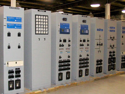Electrical Power Products - Panels - Relay & Control Panels